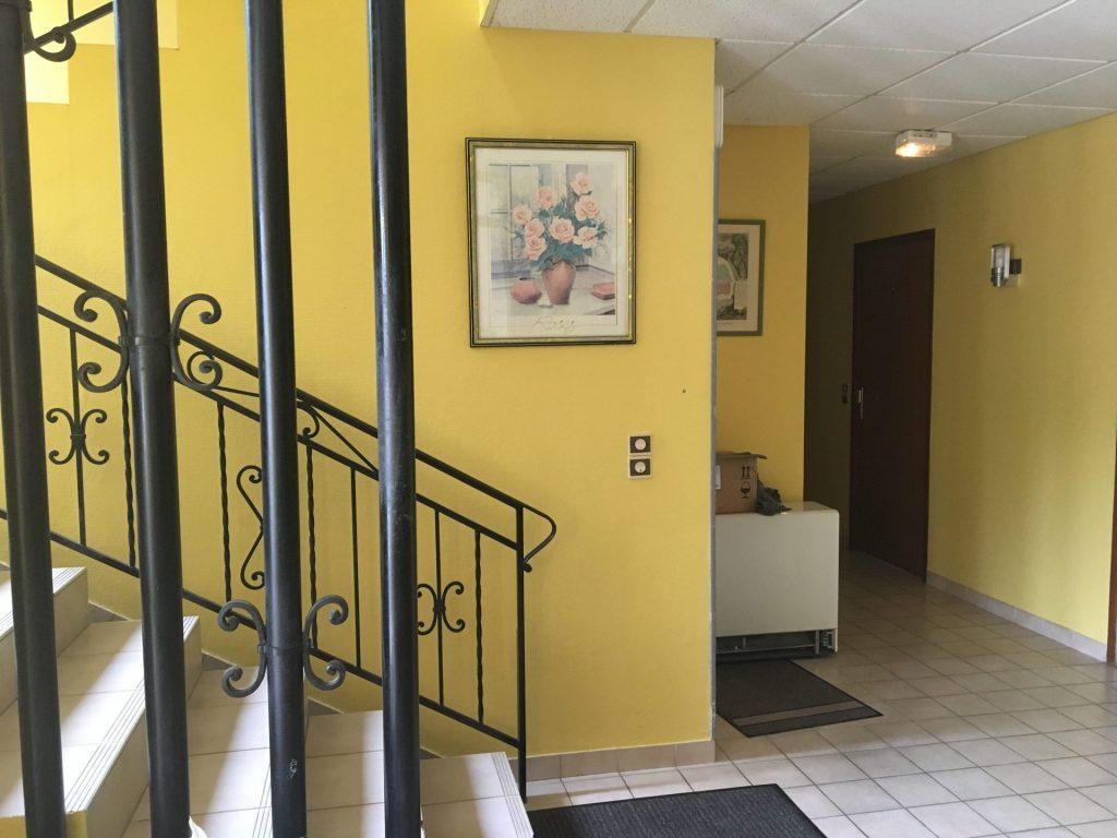 L'hôtel Del Faou, situé à Fau-de-Peyre , accès au chambre